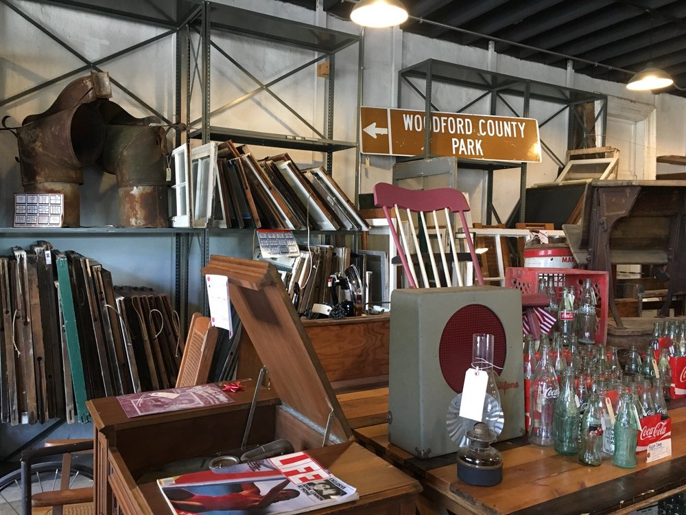 Madison Street Salvage: 350 E Madison St, Franklin, IN