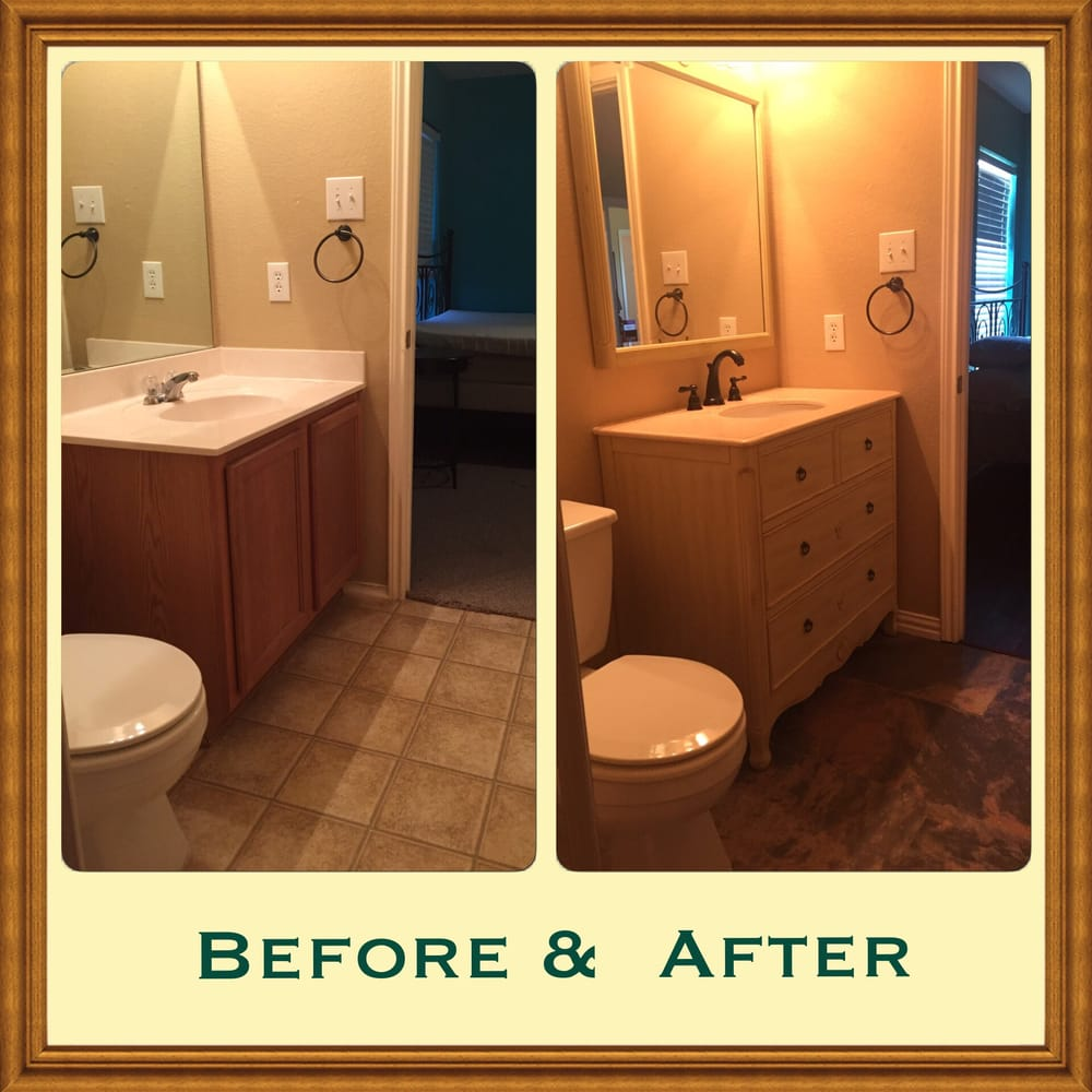 Before And After Of 34 Bath Upstairs Yelp