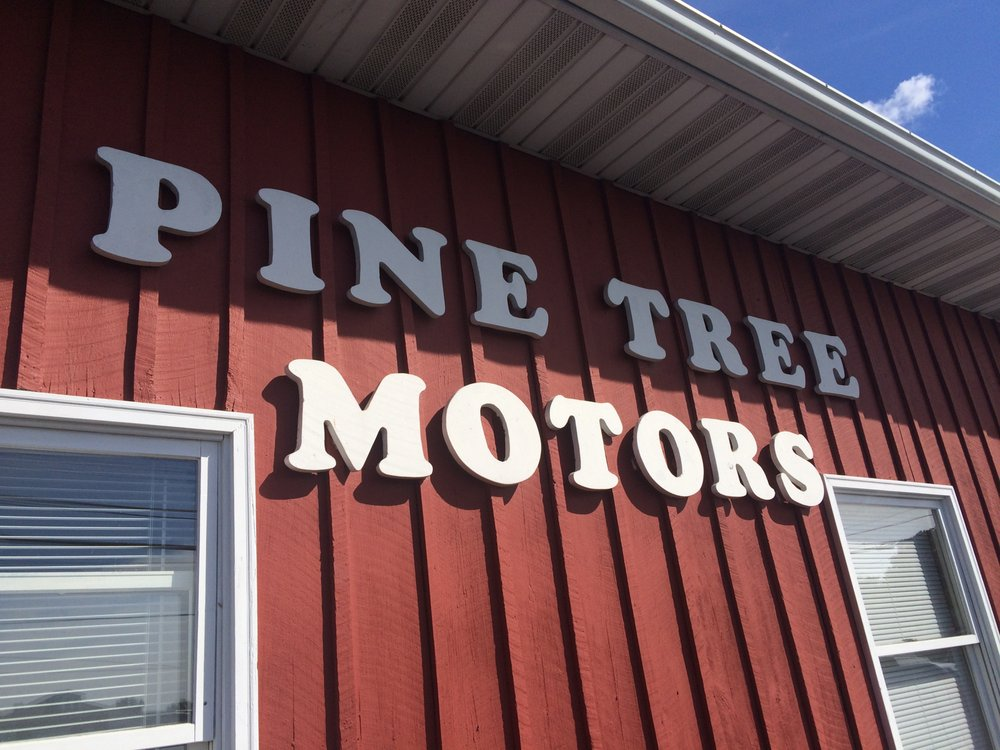 Pine Tree Motors: 2407 W Main St, Ephrata, PA