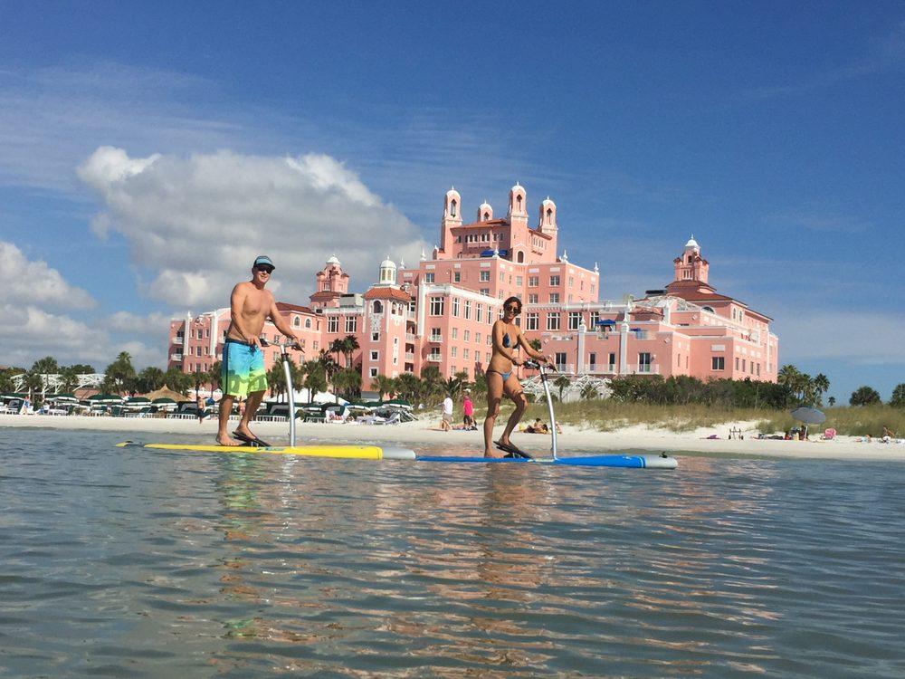 Walk On Water Pedalboard Tours: Saint Petersburg, FL
