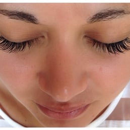 9e75e9a4f1c Photo of The Posh Lash Company - London, United Kingdom. Nikita's lashes  after a