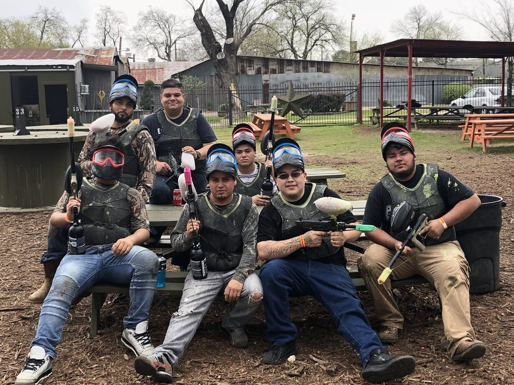 Urban War Zone Paintball: 2315 Telephone Rd, Houston, TX