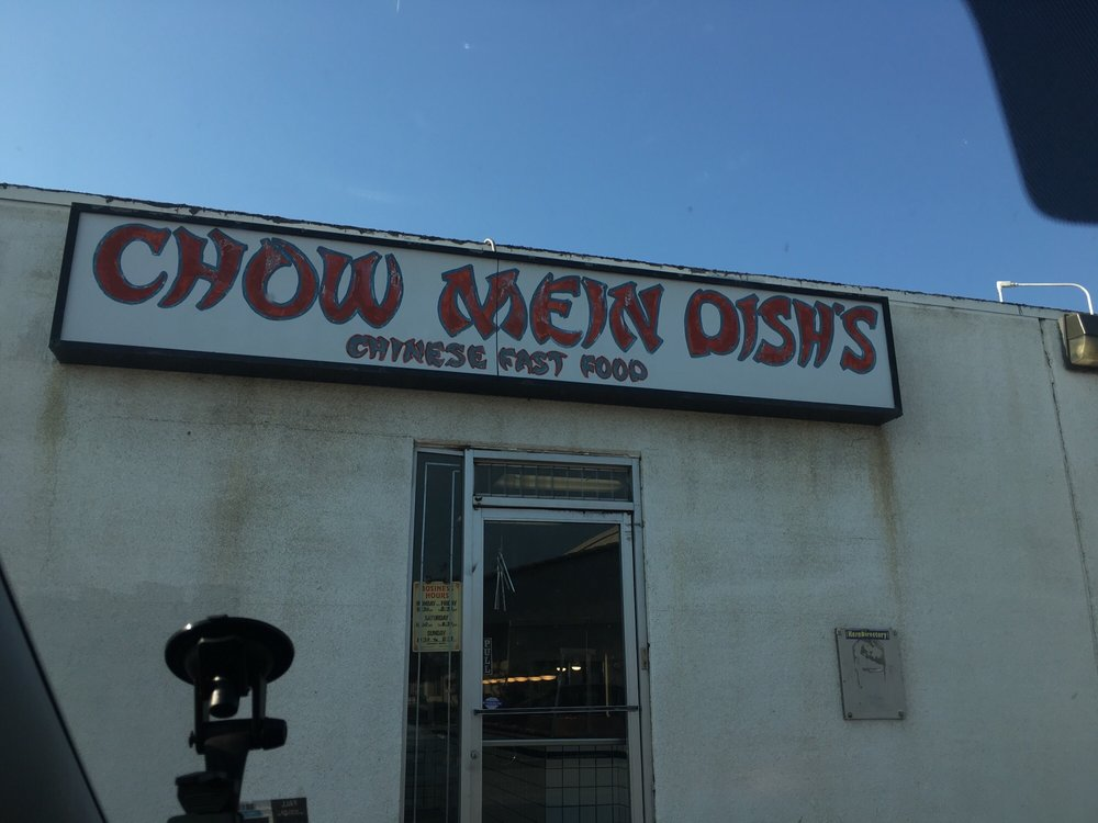 Chow Mein Dishes & Grocery: 1216 High St, Delano, CA