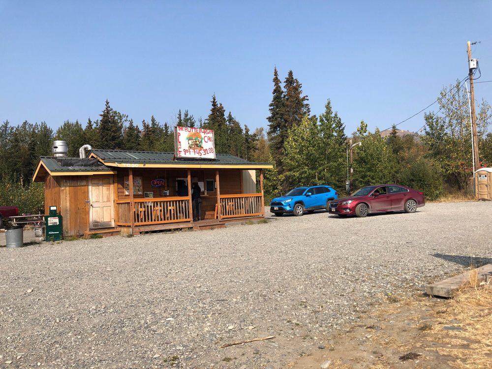 The Butte Burger Place: 4376 S Old Glenn Hwy, Palmer, AK