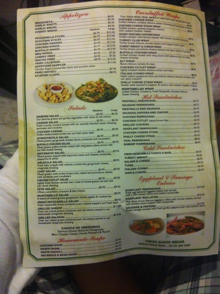 Montebello\'s Pizzeria & Pasta - 23 Photos & 24 Reviews - Italian ...