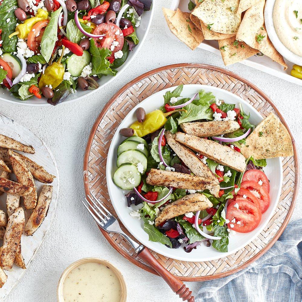 Taziki's Mediterranean Cafe - St. Matthews: 106 Fairfax Ave, Louisville, KY