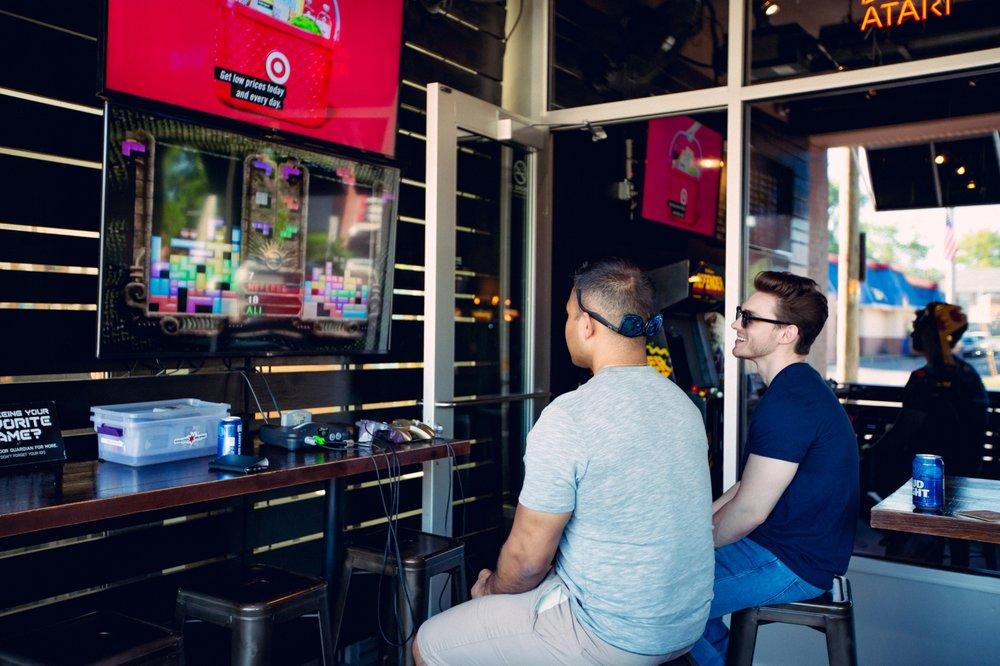 16-Bit Bar+Arcade - Cincinnati: 1331 Walnut St, Cincinnati, OH