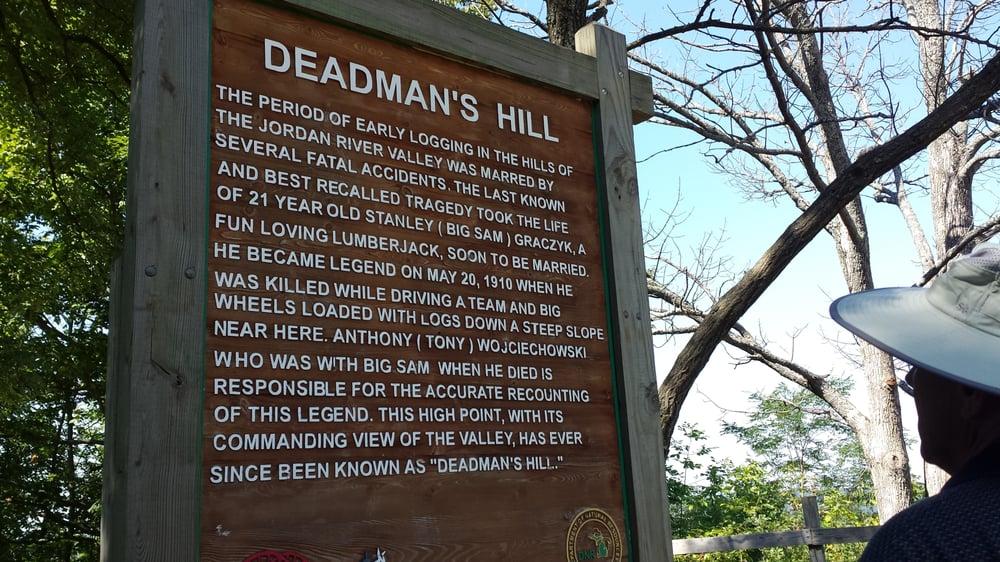 Deadman's Hill: Elmira, MI