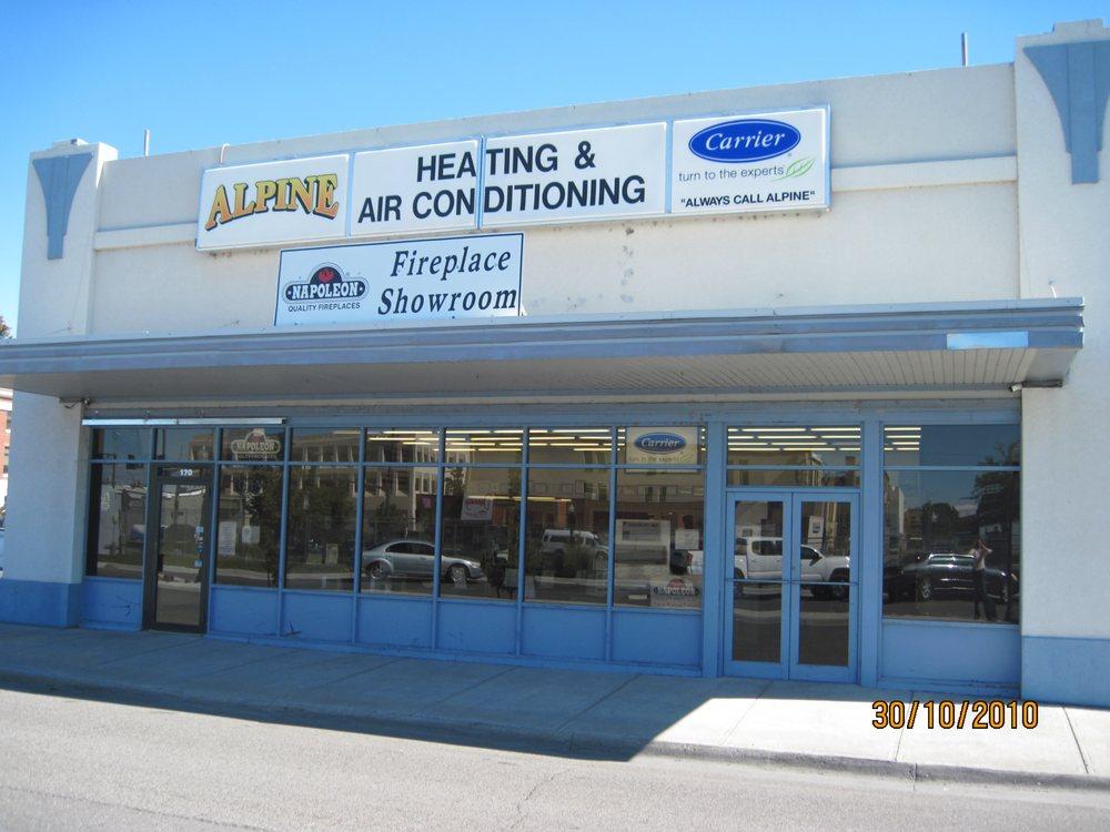 Alpine Heating & Air Conditioning: 170 N Eastern Ave, Idaho Falls, ID