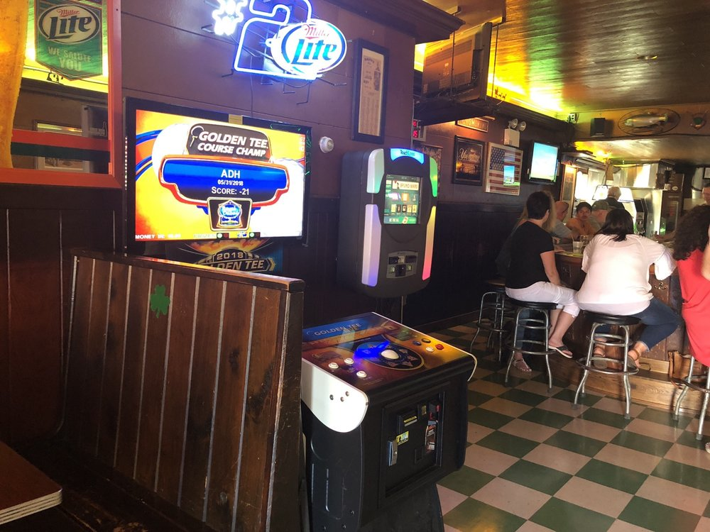 Rudy's Tavern: 90 Washington St, East Stroudsburg, PA