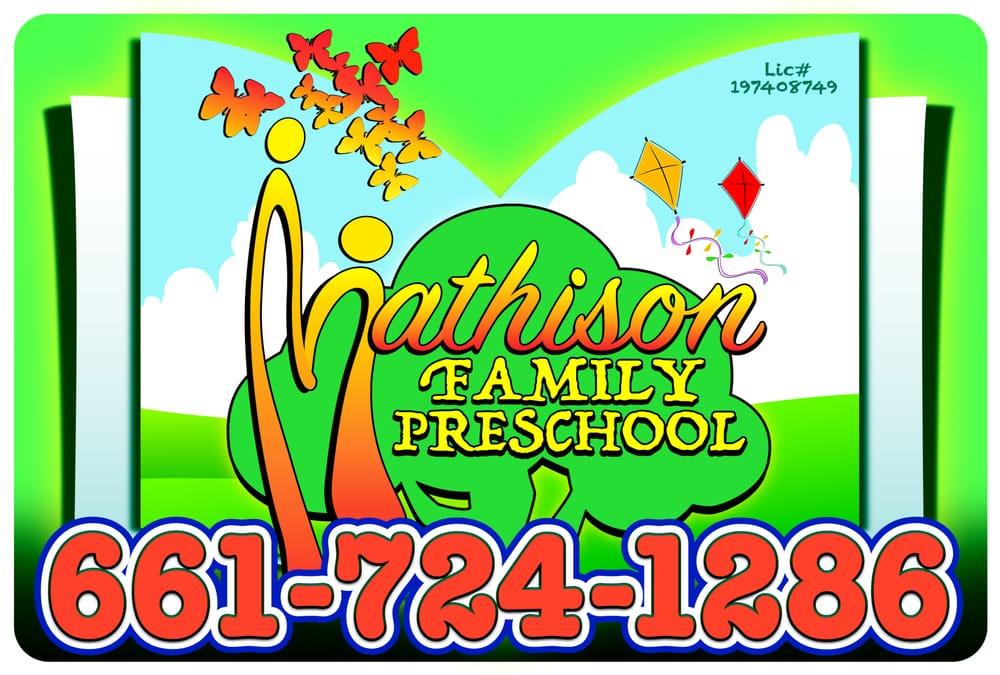 Mathison Family Preschool: 42801 Mohican Dr, Lake Elizabeth, CA