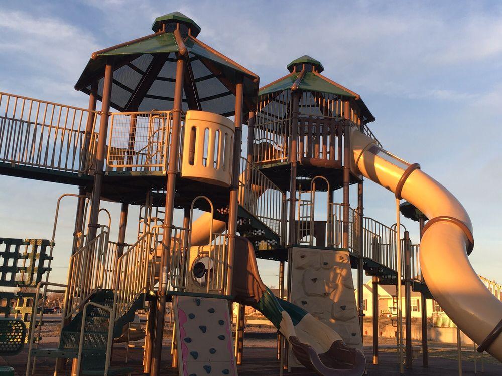 Social Spots from Cunningham Park