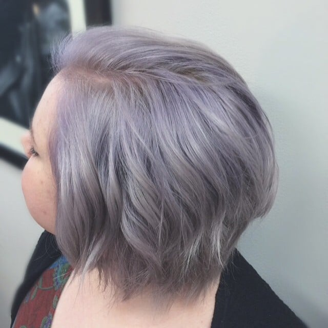 Double Process Color And Haircut By Breanna Yelp