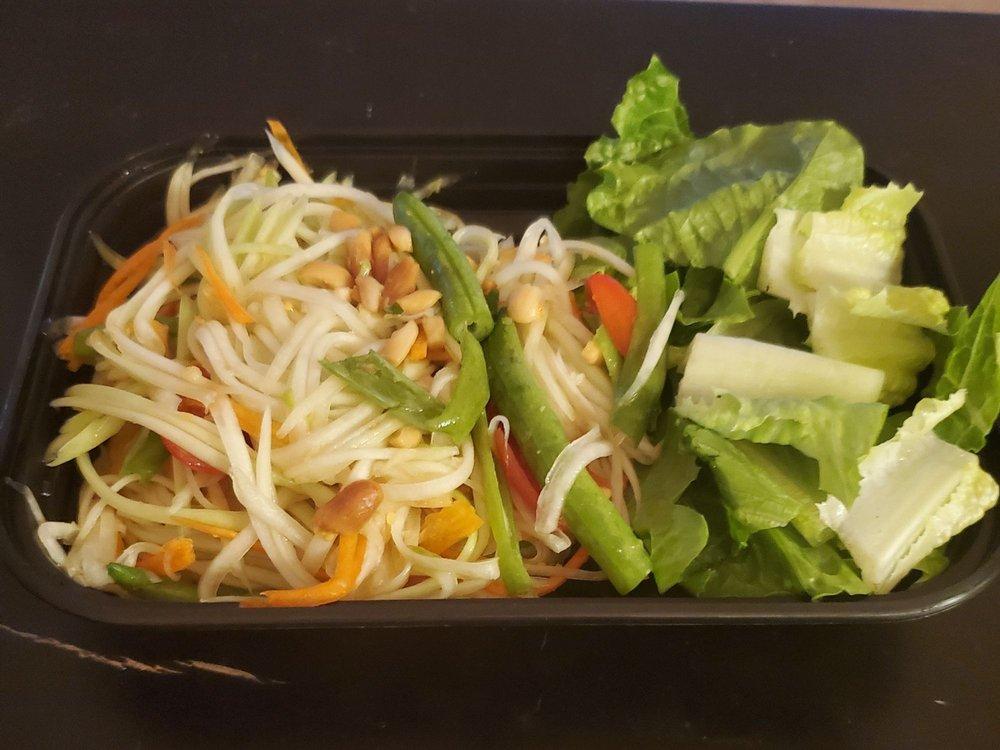 Food from Sri Thai Restaurant
