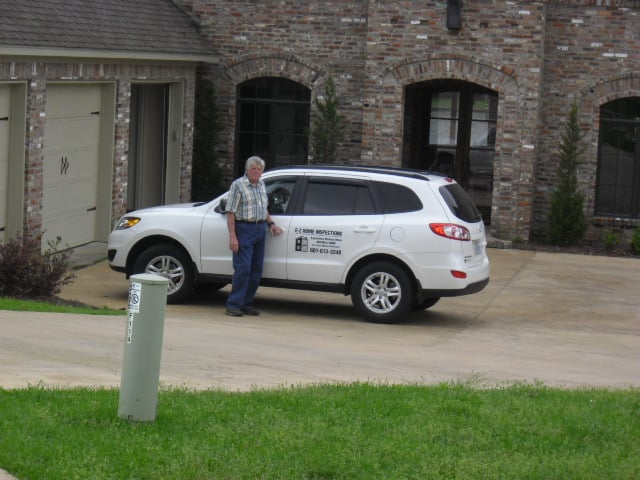 E-Z Home Inspections: Raymond, MS