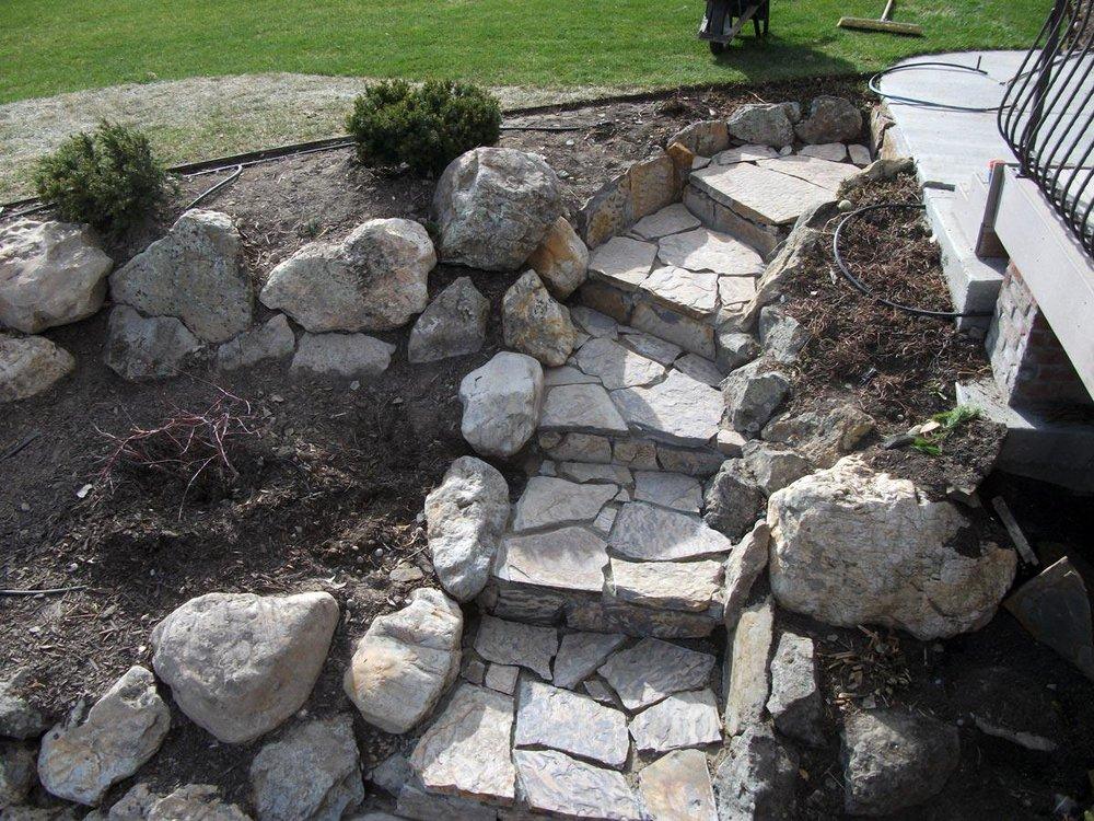Creative Design Landscaping: 2997 S 4000th W, Rexburg, ID