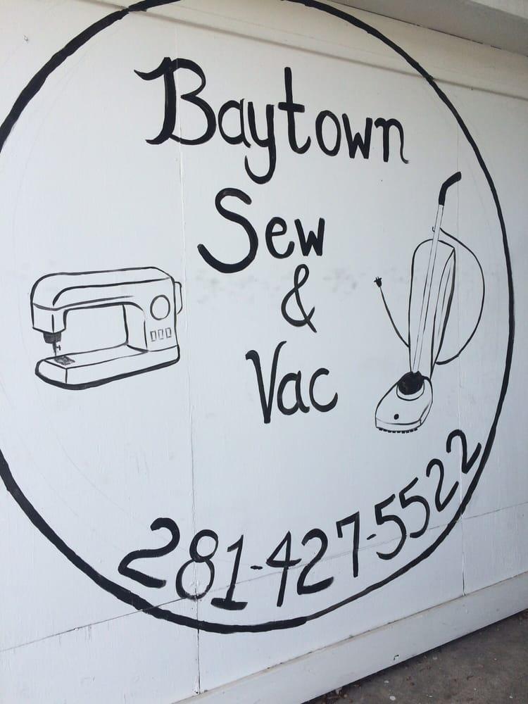 Baytown Sewing & Vacuum: 1011 Patsy Dr, Baytown, TX