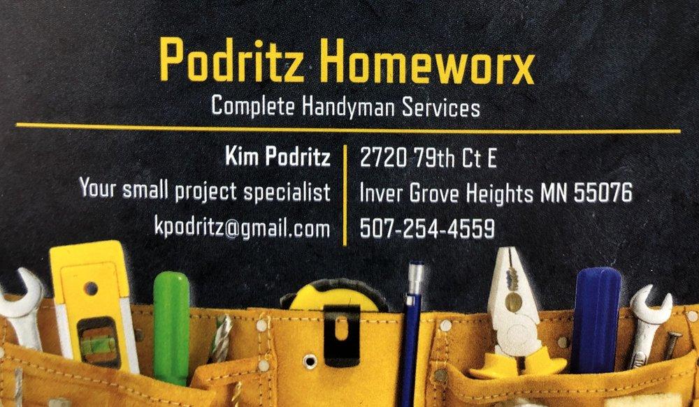 Podritz Homeworx: 2720 79th Ct E, Inver Grove, MN