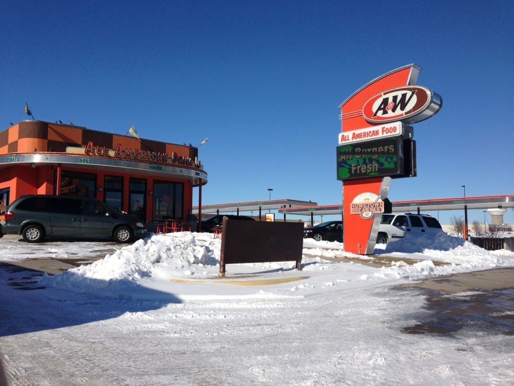 A & W All American Food: 1903 N14th Ave, Dodge City, KS