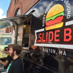 c405e11c2d591 Slide By Food Truck - 11 Reviews - Food Trucks - 196 Quincy St ...