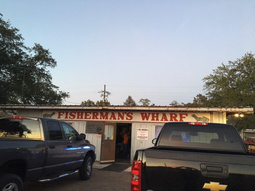 Fisherman's Wharf: 4059 Hwy 306, Des Allemands, LA