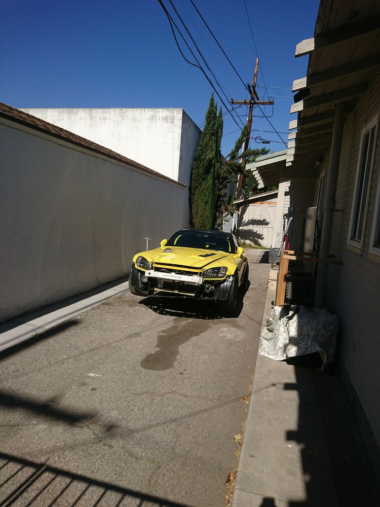 Towing business in Los Angeles, CA