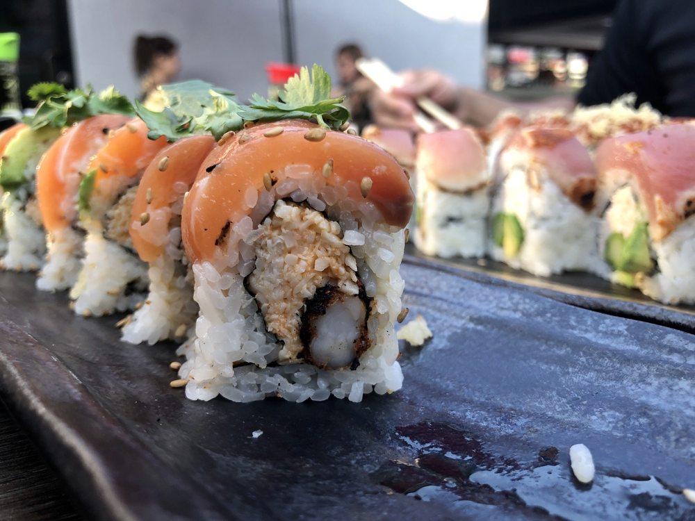 Sushi Lounge Point Loma