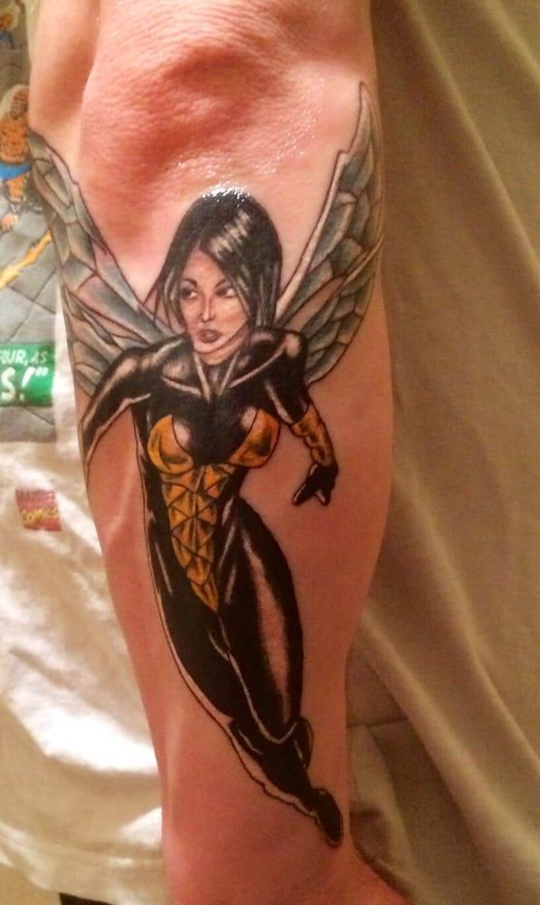 Wasp ryan c yelp for Jade dragon tattoo