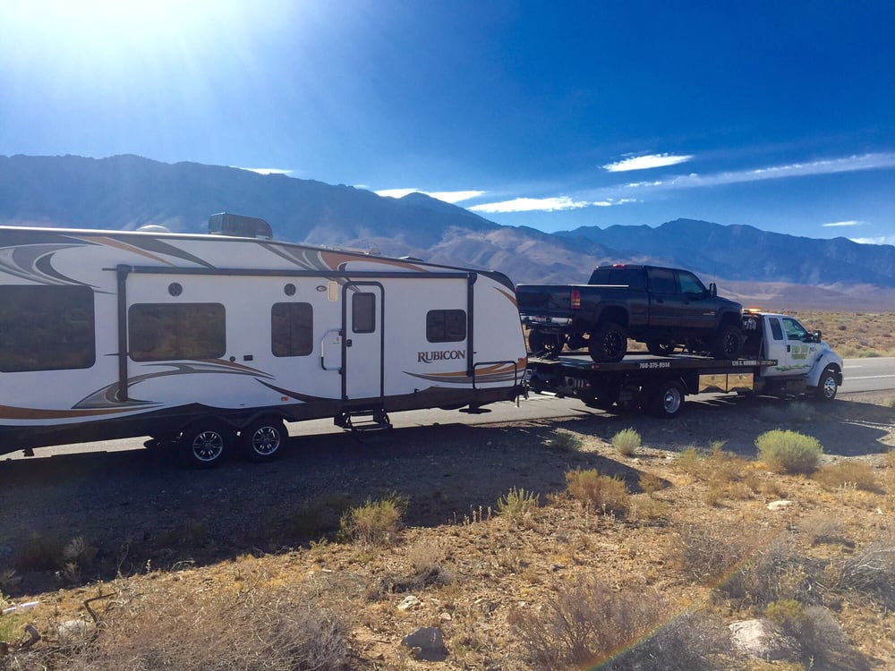 Pro Tow and Recovery: 126 S Norma St, Ridgecrest, CA