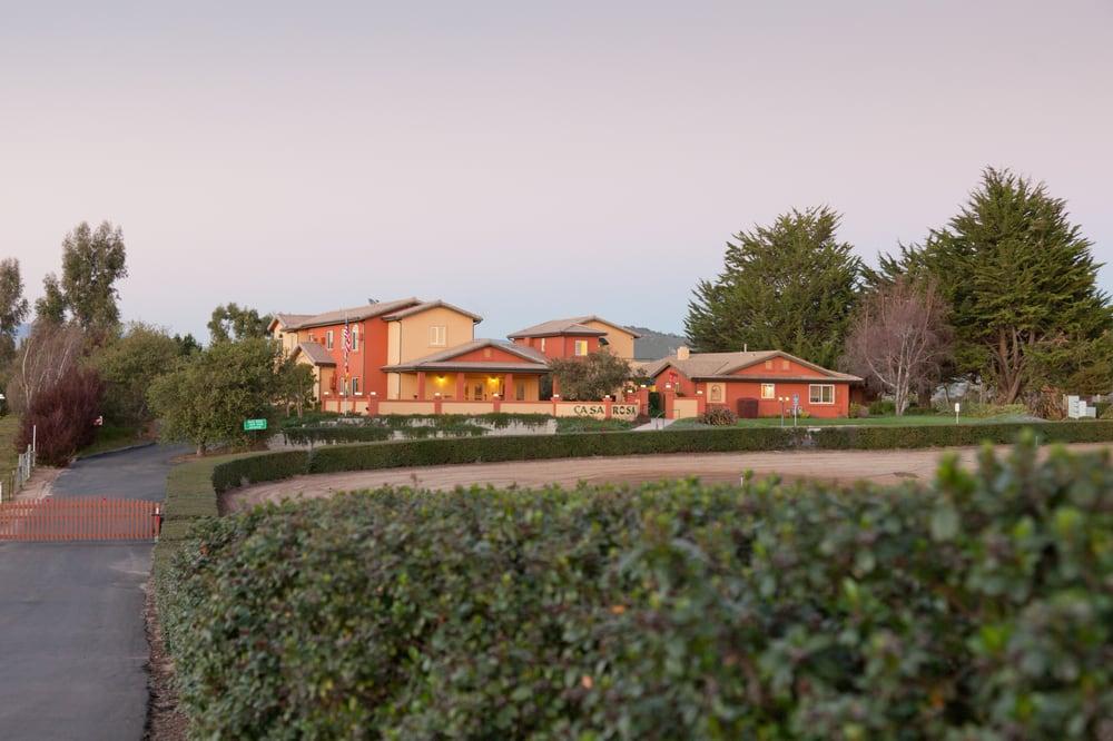 Casa Rosa Elder Care: 2172 S Halcyon Rd, Arroyo Grande, CA