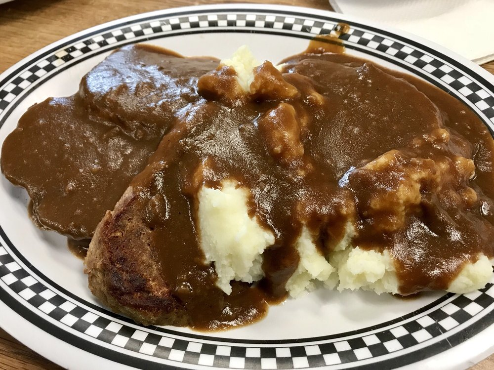 Food from Dominick's Diner-Eatery