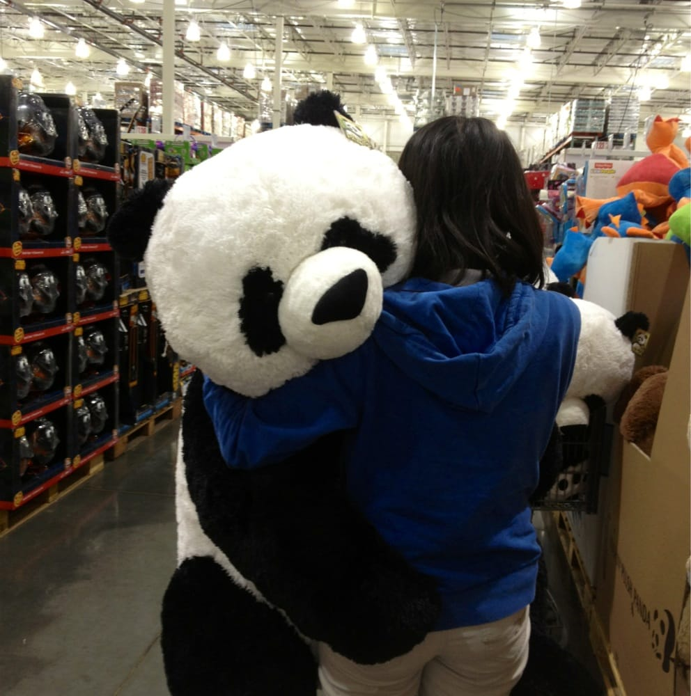 costco currently sell these big pandas yelp photo of costco gasoline fremont ca united states costco currently sell these