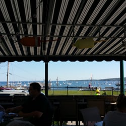 Photo Of Hillu0027s Seafood   Rockland, ME, United States. Our View From The ...