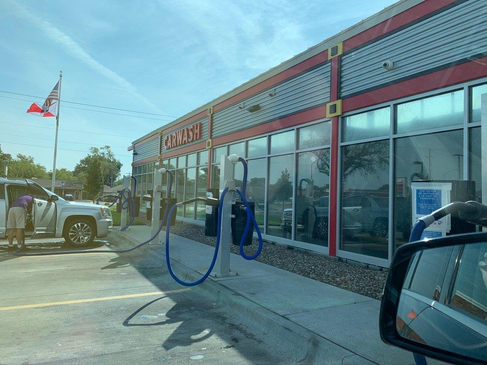 Fastrax Car Wash: 575 S Oliver St, Wichita, KS