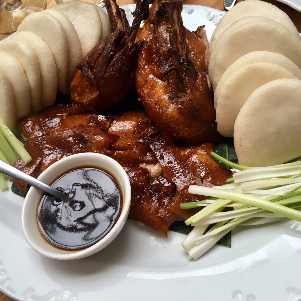 The star of the show -- Peking duck - Yelp
