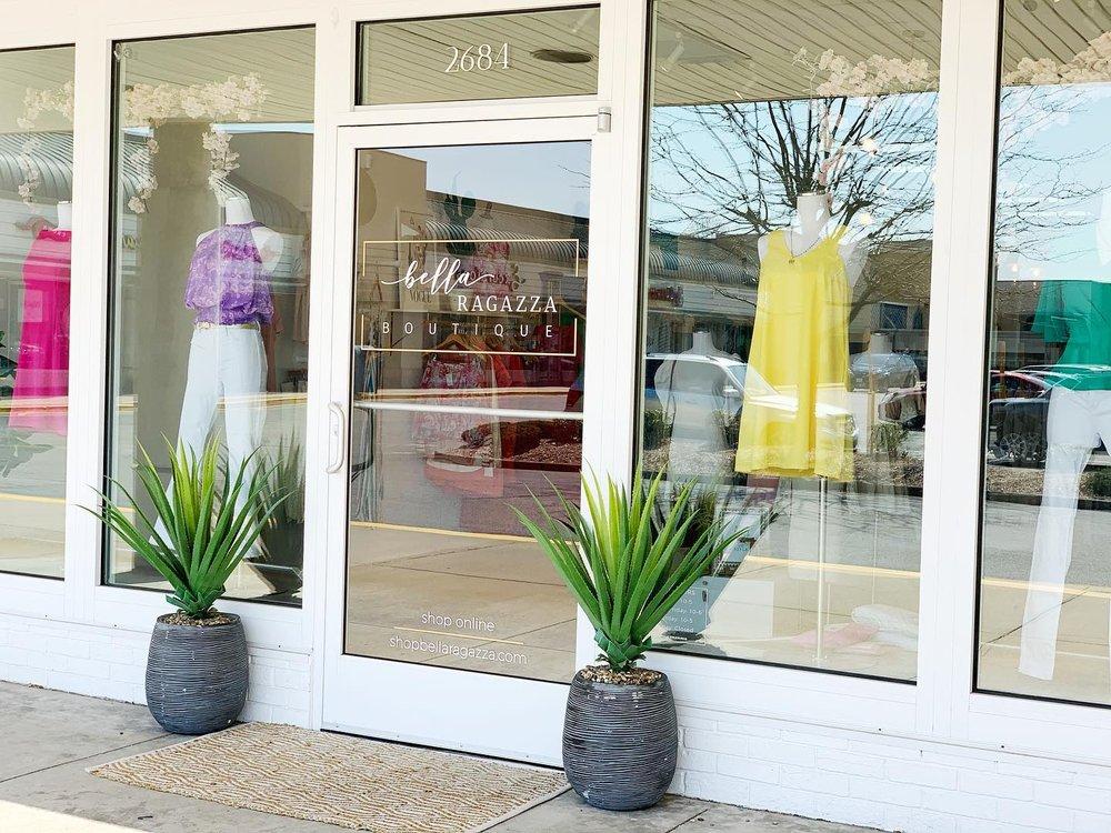 Bella Ragazza Boutique: 2684 Frederica St, Owensboro, KY