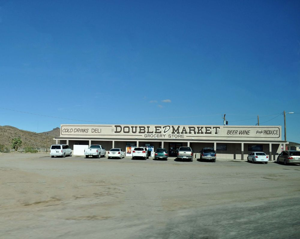 Double D Market: 15967 Pierce Ferry Rd, Dolan Springs, AZ