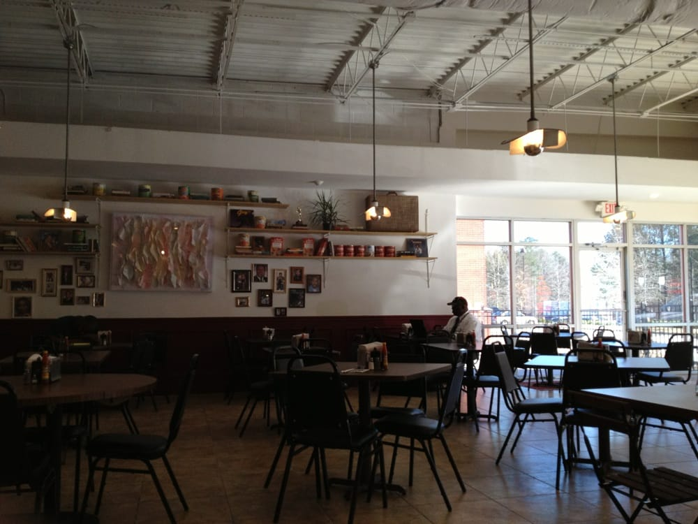 Photo of The Famous Soul Buffet & Bakery: Atlanta, GA