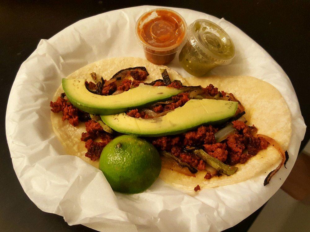 Chetos Tacos: 4011 Red River St, Austin, TX