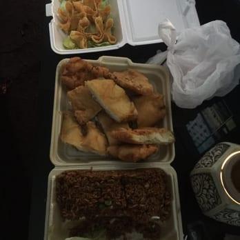 Photo Of China Jade Restaurant Waterford Mi United States Dinner Portion Almond