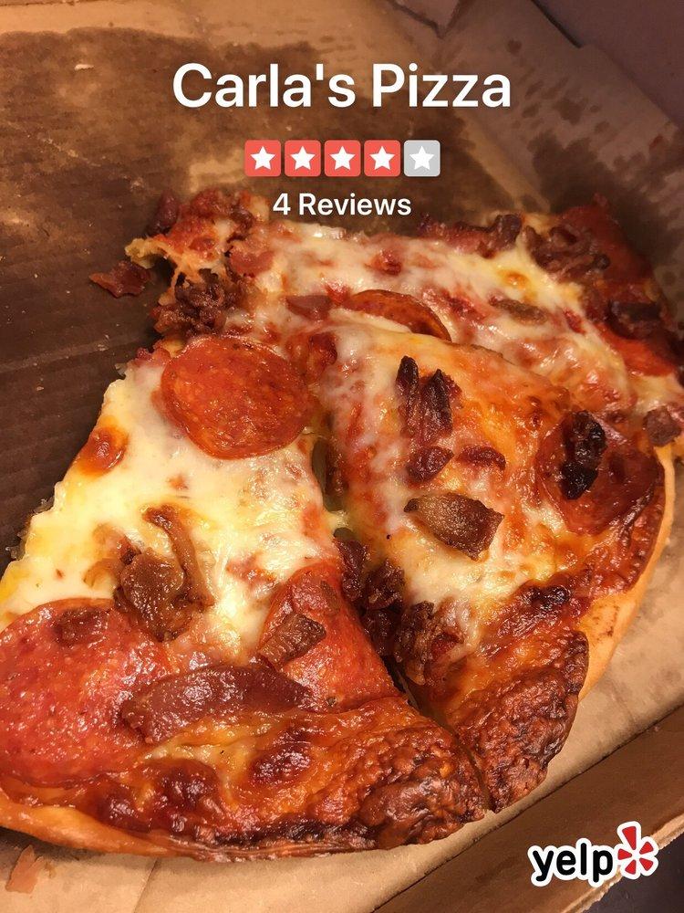 Carla's Pizza: 813 Cherry St E, Canal Fulton, OH