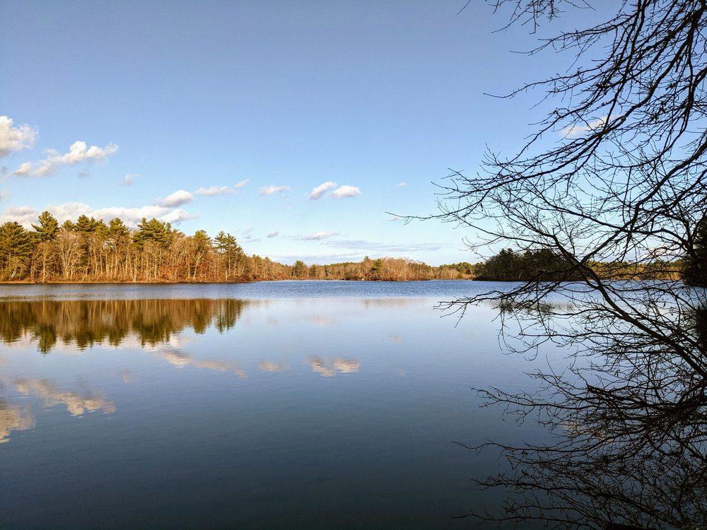 Social Spots from Borderland State Park