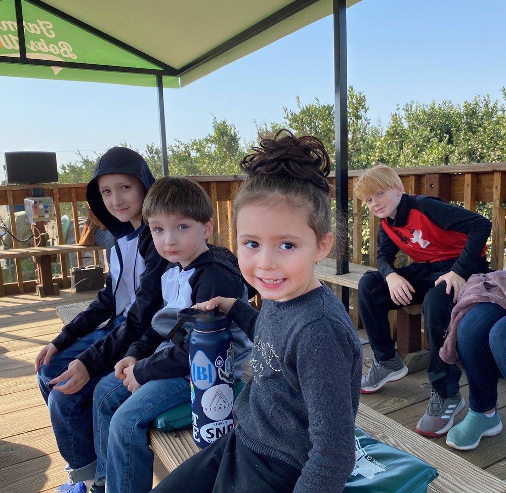 McKellar Family Farms: 32988 Rd 164, Ivanhoe, CA