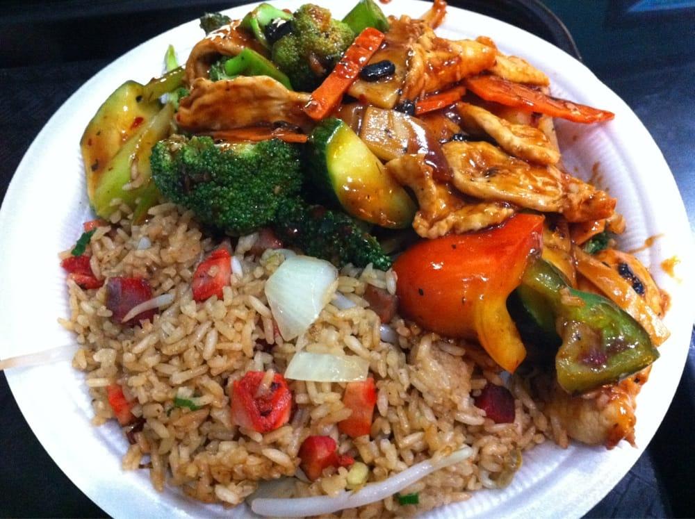 Image Gallery hunan chicken chinese restaurant