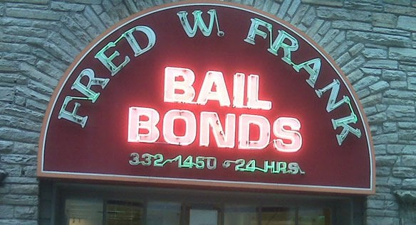 Fred Frank Bail Bonds: 214 E Lexington St, Baltimore, MD