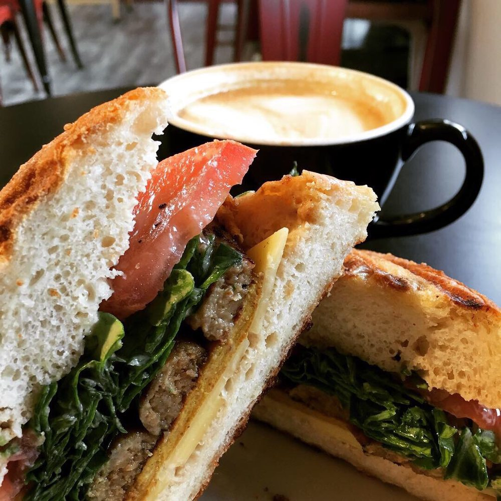 Cafe Red: 7148 Martin Luther King Jr Way S, Seattle, WA