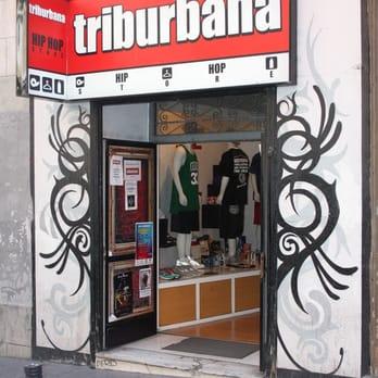 Triburbana Hip Hop Store - Complementos - Calle de Bordadores da50fc6065d