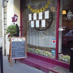 Restaurant Maucaillou Bordeaux