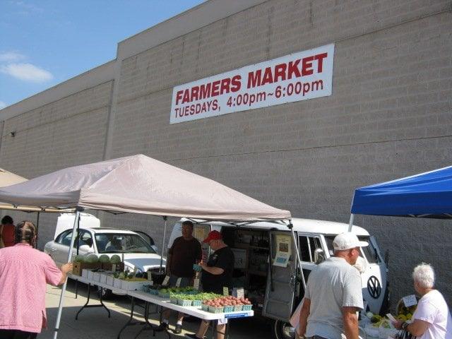 Columbus Square Farmer's Market