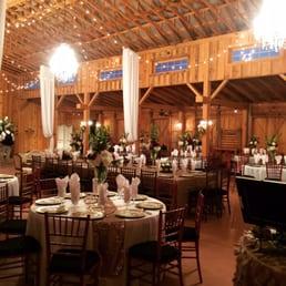 Photo Of Twin Oaks Farm Weddings Pineview Ga United States Barn Reception